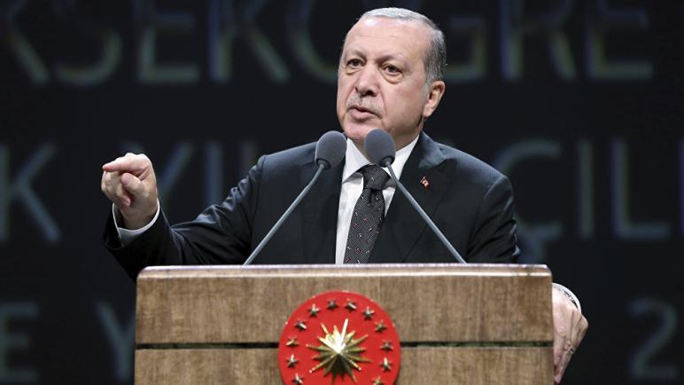 """أردوغان يكشف عن موعد استلام  منظومة """"إس-400"""" الصاروخية"""