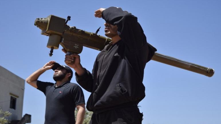 أخبار مبشرة حول تسليح الفصائل السورية بمضاد طيران (فيديو)