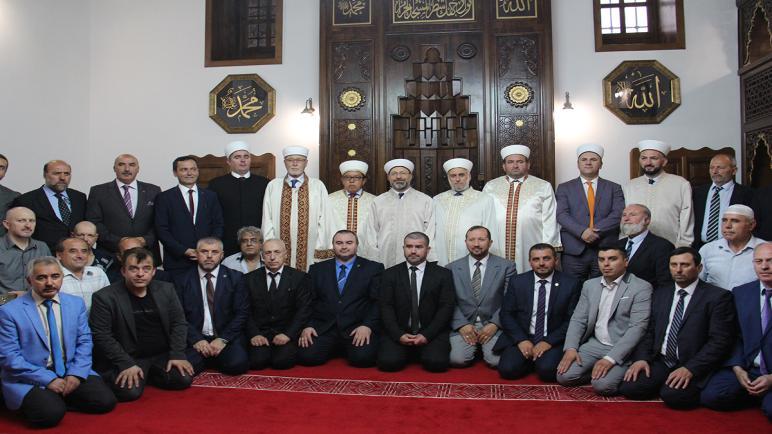 تركيا تعيد افتتاح أقدم مسجد تركي في البلقان كان قد بناه العثمانيون عام 1394