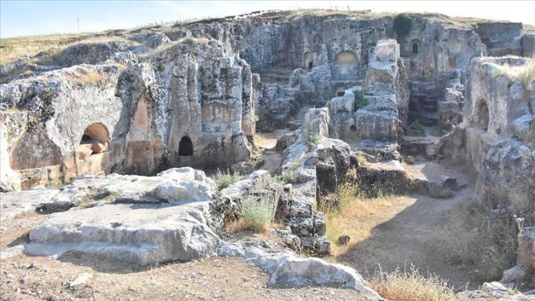 """مدينة """"بيرّه"""" الأثرية في """"أديمان"""" التركية"""