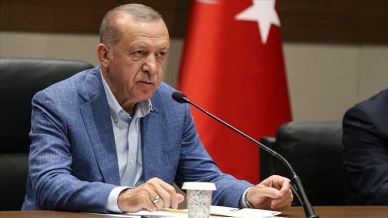 أردوغان: قصف إدلب بقنابل الفوسفور جريمة لاتغتفر ولا يمكن السكوت عنها