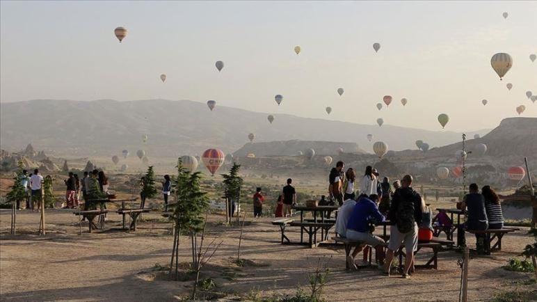 كبادوكيا التركية .. لعشاق ركوب المناطيد