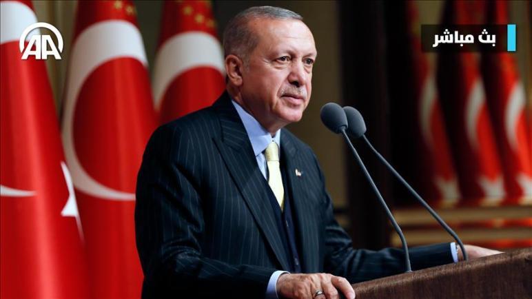 في 9 ولايات.. تصريحات عاجلة وحاسمة للرئيس أردوغان